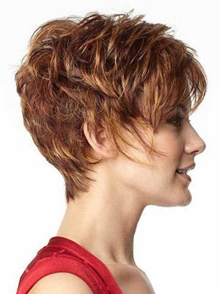 Very Short Shag Hairstyles 2014
