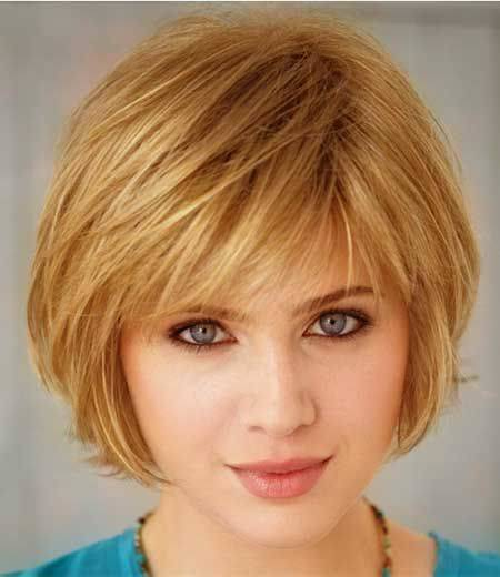 New Short Blonde Hairstyles 2015 short-blonde-hairstyles-with-bangs