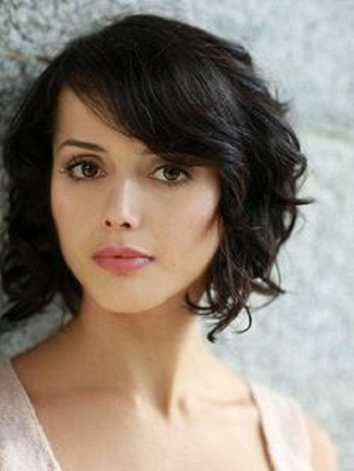 New Short Curly Hairstyles for 2015 Classy-Short-Curly-Bob-Hairstyles