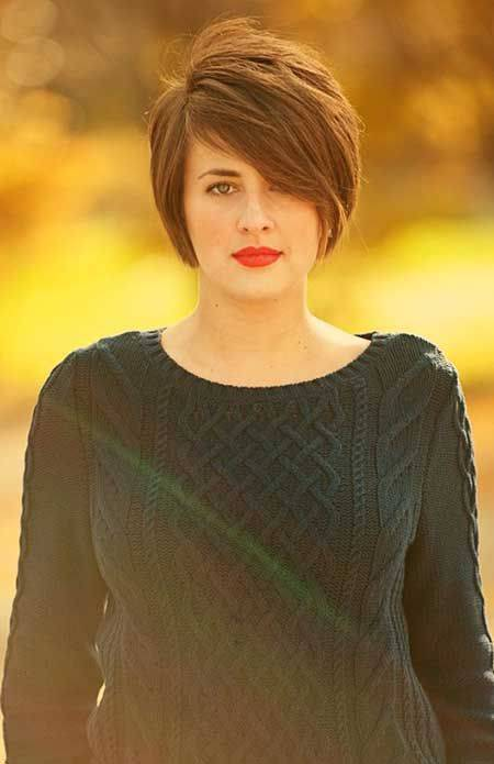 Latest Short Hairstyles Trends 2014