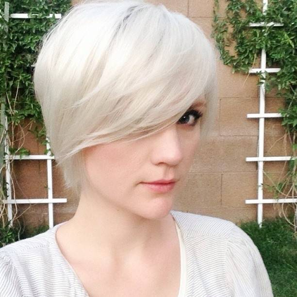 New Short Pixie Haircuts for 2015 Light-Blonde-Pixie-Haircut-for-Girls