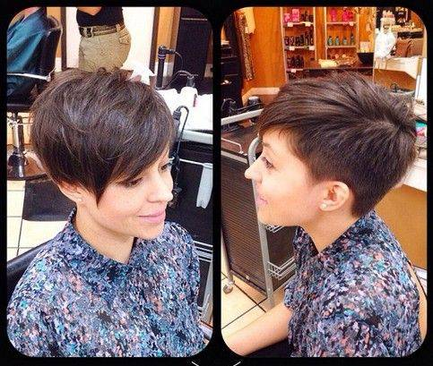 Stylish Pixie Haircuts for Short Hair 2015