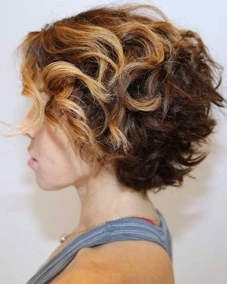 New Short Curly Hairstyles for 2015 short-curly-hairstyles-for-thick-hair