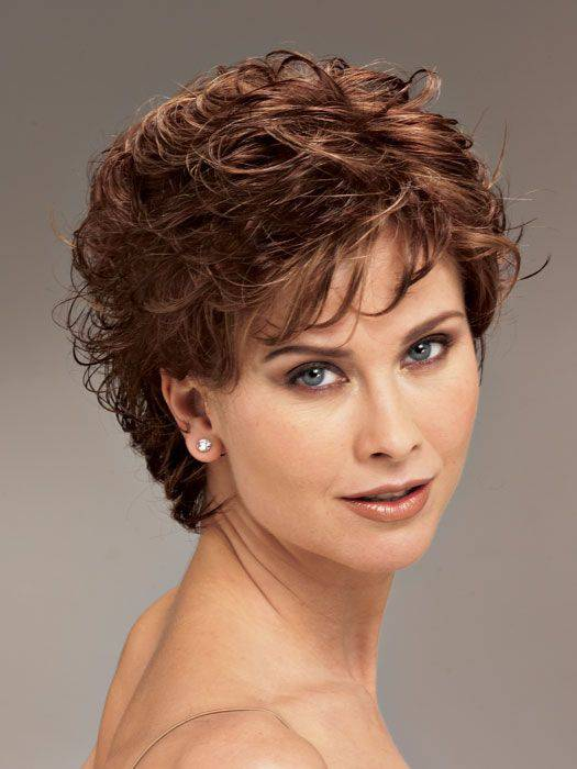 New Short Curly Hairstyles for 2015 short-curly-hairstyles-for-women-over-40