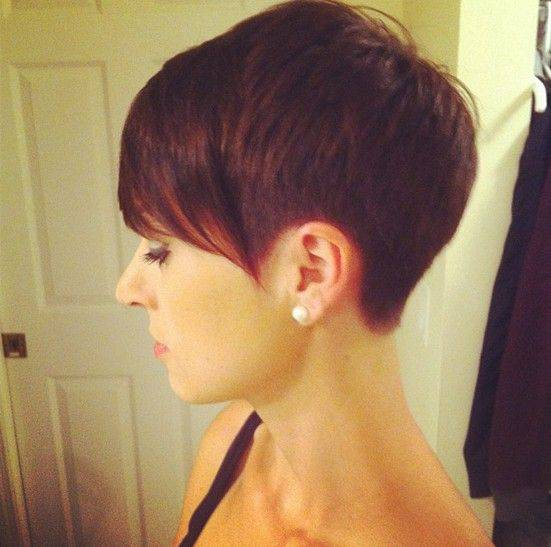 Easy Short Pixie Cuts for 2015