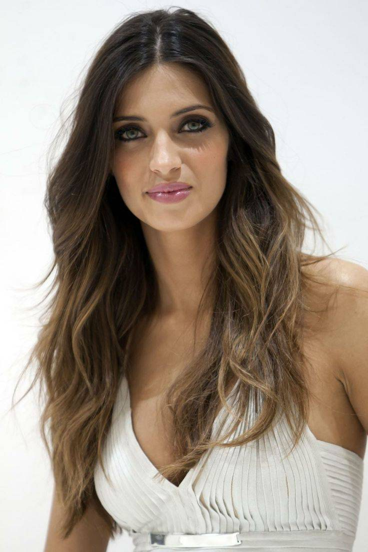 Cute Brown Hair with Highlights ash-brown-hair-with-highlights