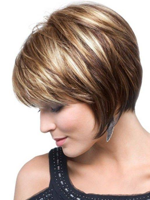 short inverted bob hairstyles for fine hair