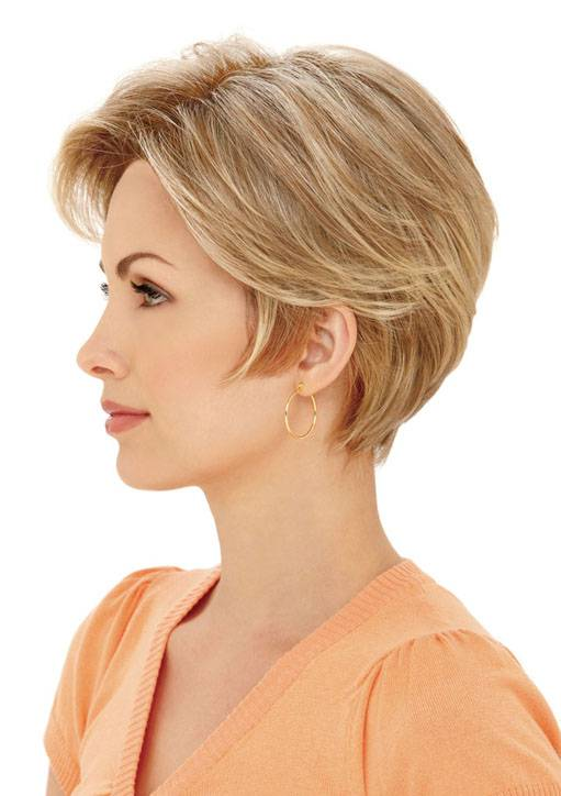 short wedge haircuts for fine hair