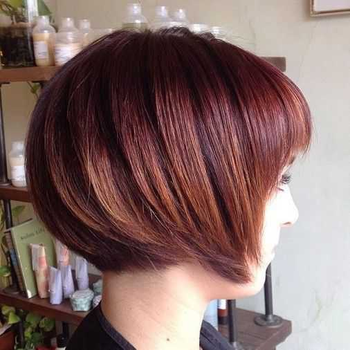Short Hairstyles Trends for 2015 Short-Straight-Bob-for-Thick-Hair