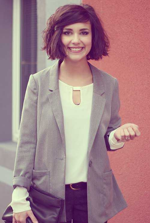 Short Length Hairstyles 2015 short-length-hairstyles-for-thick-hair