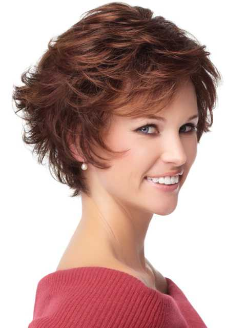 short shaggy haircuts for fine hair