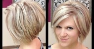 Layered Bob Haircuts For Short Hair