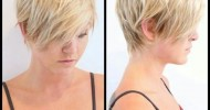 Short Hairstyles For Thin Hair 2015