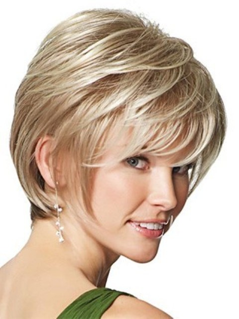 Short Layered Hairstyles for 2015 short-layered-hairstyles-for-oval-faces