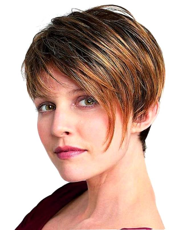 short straight hairstyles for thin hair