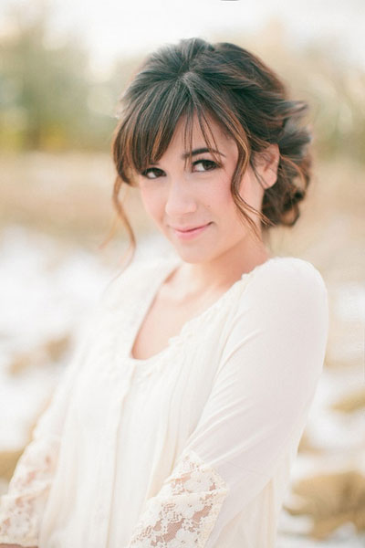 Best Wedding Hairstyles for Short Hair 2015 wedding-hairstyles-for-short-hair-with-bangs