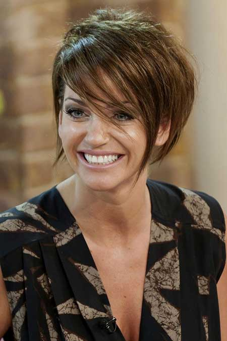Cute Short Layered Bob Haircuts