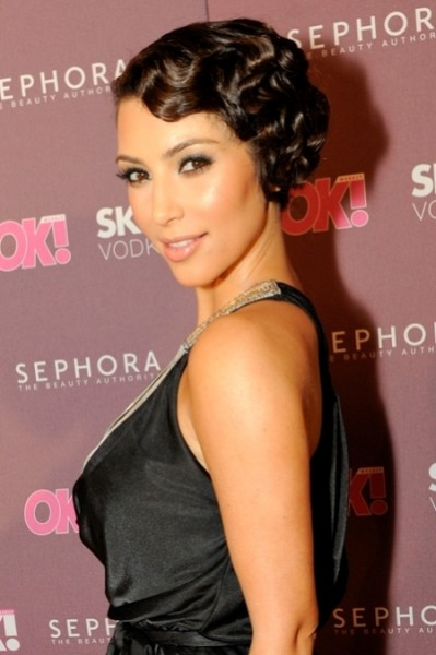 elegant short black hairstyles