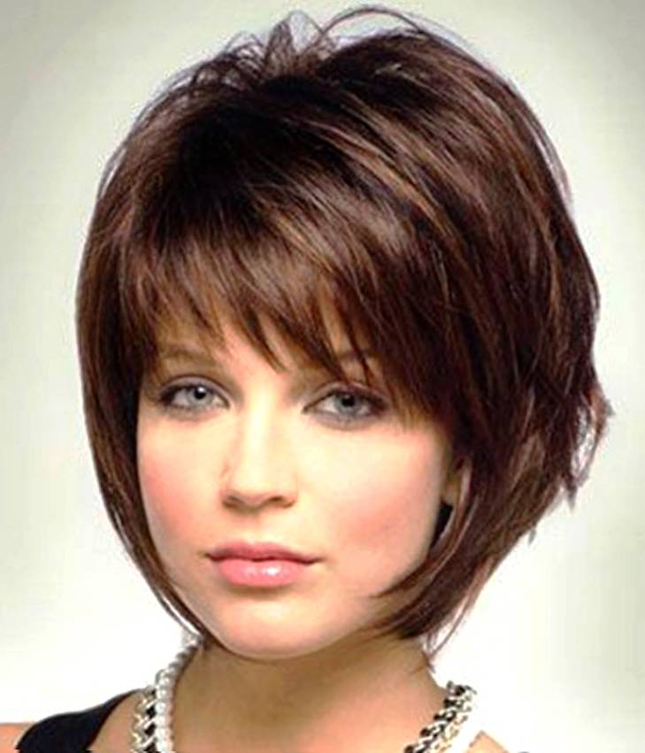 Cute Short Layered Bob Haircuts Short Hairstyles 2018