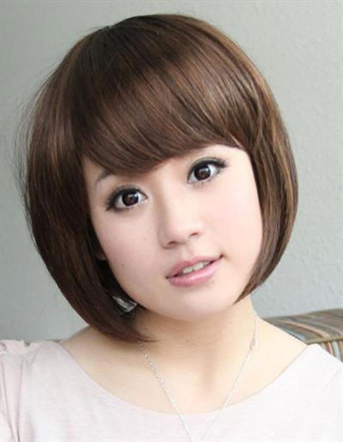 Asian Short Hairstyles 2015 for Women asian-short-hairstyles-for-round-faces