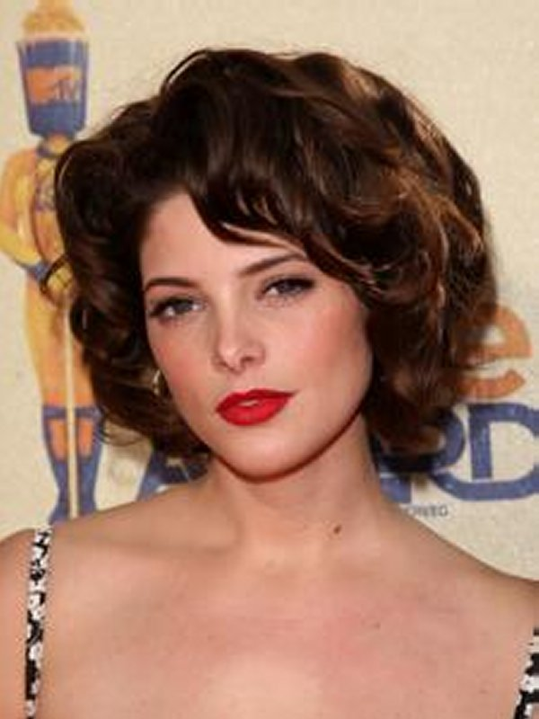 vintage inspired hairstyles for short hair