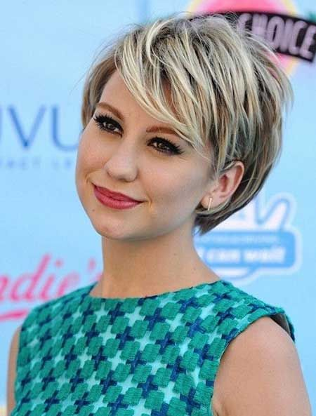 New Trendy Short Haircuts for Women 2015 trendy-short-haircuts-for-round-faces