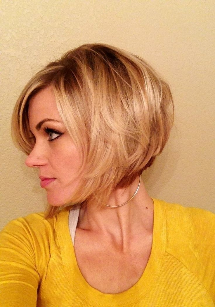 Inverted Bob Hairstyles for Fine Hair 2015
