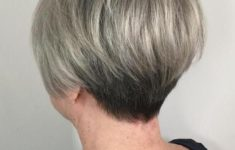 The Three Best Short Hairstyles for Gray Hair (Updated 2018) b195e851638a620272c3fb1a008022fa-235x150