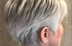 The Three Best Short Hairstyles for Gray Hair (Updated 2018) e78d8dca3442a6196f45575b71fa2d9f-235x150