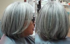 The Three Best Short Hairstyles for Gray Hair (Updated 2018) ee944d7606af7cad8dc842f1879d9615-235x150