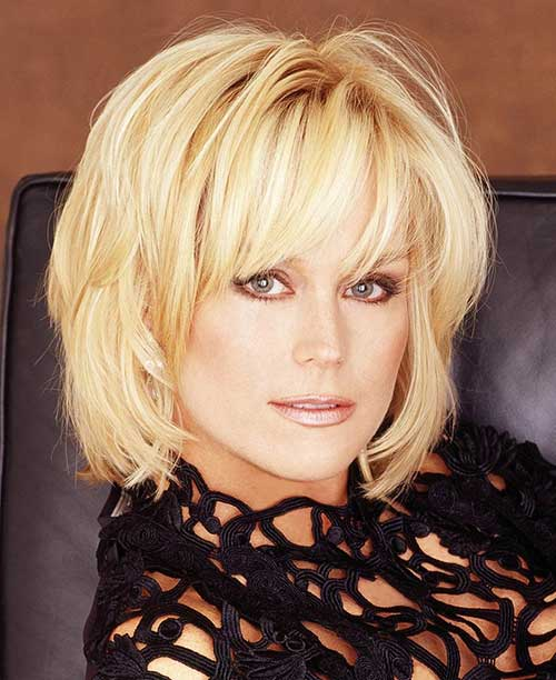Beautiful Short Layered Bob Hairstyles 2015 short-sassy-layered-bob-hairstyles