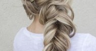 Elsa Hairstyle 2015 For Girls
