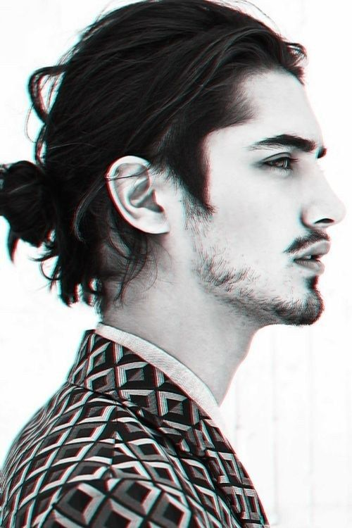 Man Buns Hairstyles With Beards 2015 man_bun_with_beards2_short-haircutstyles.com_