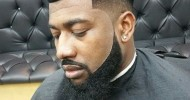 Fade Hairstyle For Black Men 2016
