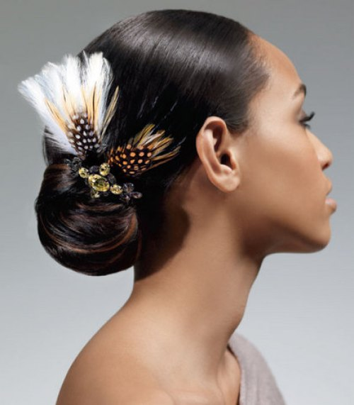 African American Wedding Hairstyles African-American-Wedding-Hairstyles