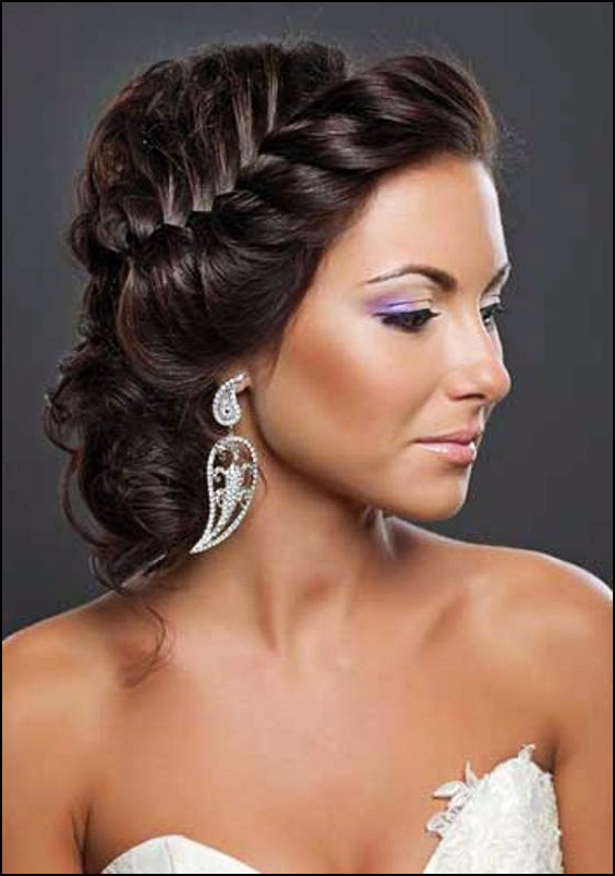 African American Wedding Hairstyles african-american-wedding-hairstyles-with-braids