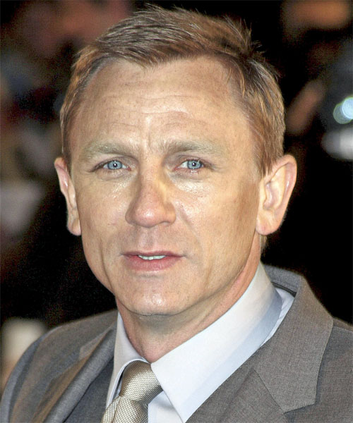 daniel craig hairstyle in casino royale