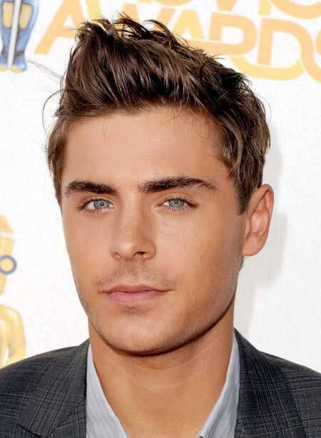 Best Hairstyles For Men With Triangular Face Shapes 2016 hairstyles-for-pear-shaped-face