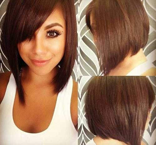 Hot and Sexy Medium Hairstyles For Round Faces 2016 medium-hairstyle-for-round-faces-1