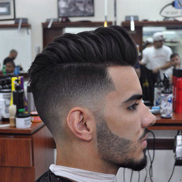 Mullet Hairstyles For Men 2016 mullet-buzz-cut