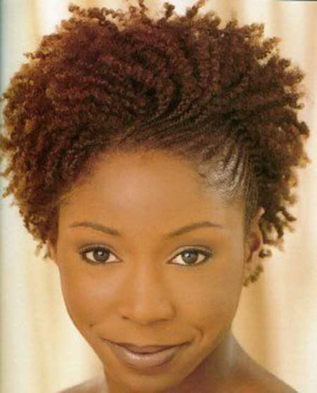 Short Natural Hairstyles 2016 Short-Natural-Hairstyles