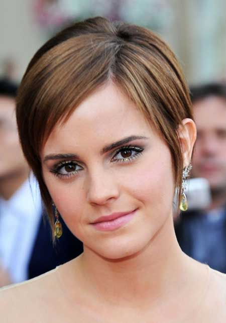 Short Brown Hairstyles 2016 short-brown-hairstyles-with-fringe