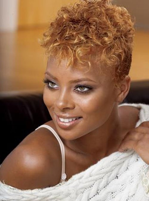 Short Natural Hairstyles 2016 short-natural-afro-hairstyles
