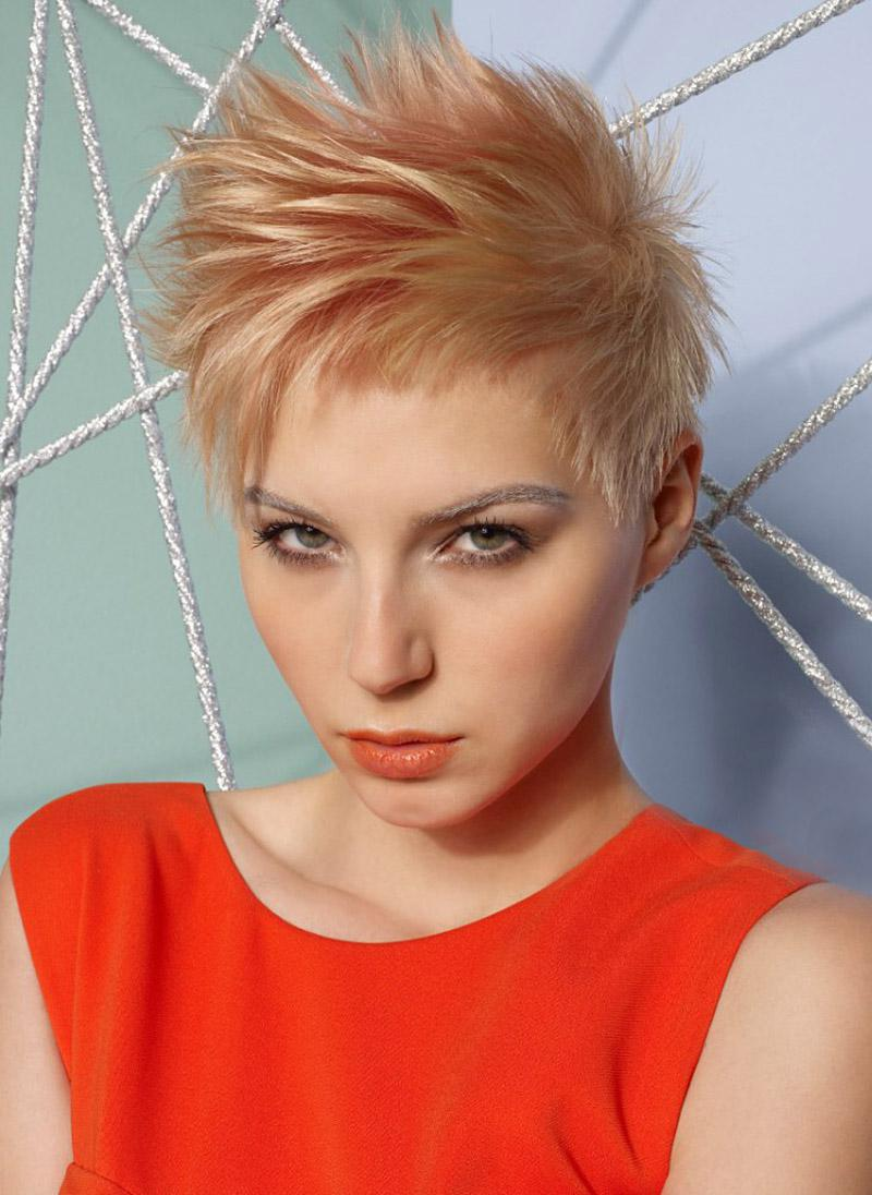 Stunning Very Short Spiky Hairstyles Pictures - Styles & Ideas 2018 ...