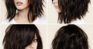 Choppy Lob Medium Hair 2