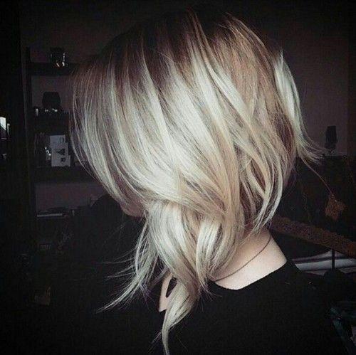 Stunning Short Layered Bob Hairstyles edgy-bob-hair-styles-1