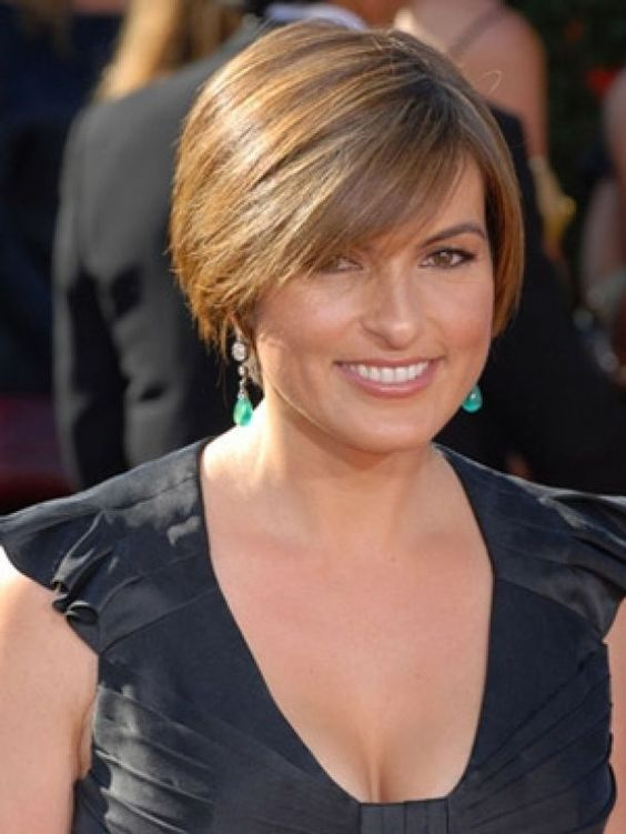 Be Elegant and Beautiful with Fine Short Haircuts for Round Face fine-short-hair-round-face-14