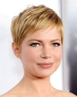 Be Elegant and Beautiful with Fine Short Haircuts for Round Face fine-short-hair-round-face-2