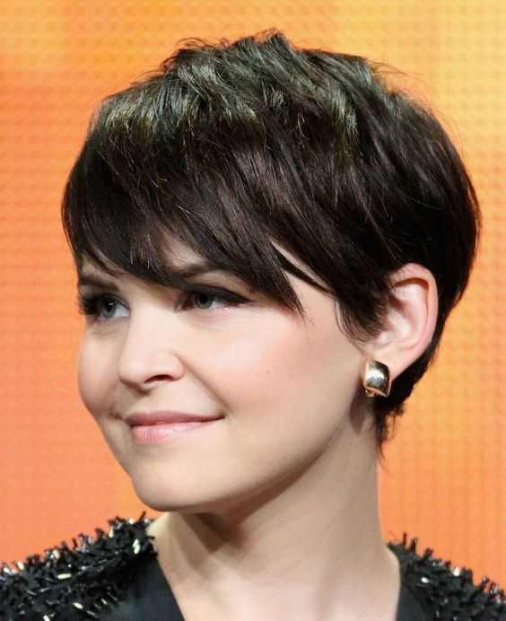Be Elegant and Beautiful with Fine Short Haircuts for Round Face fine-short-hair-round-face-5