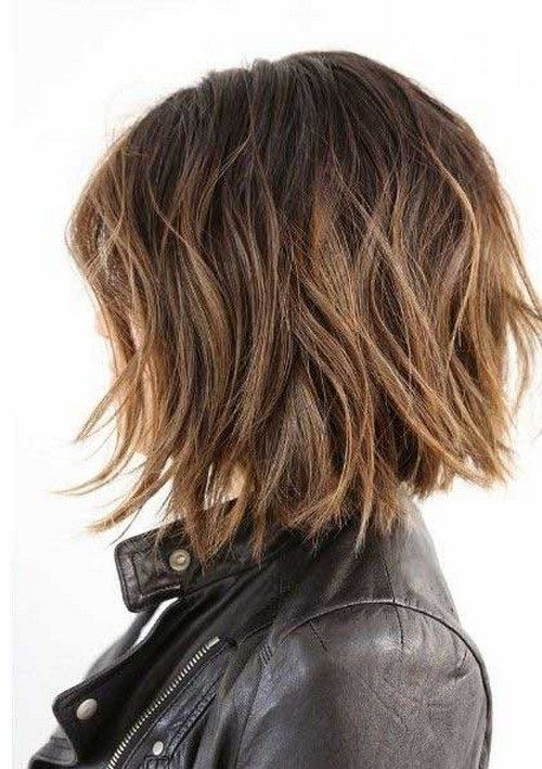 Stunning Short Layered Bob Hairstyles inverted-bob-hair-styles-3-1
